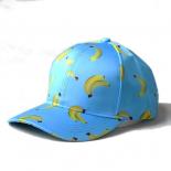 Классическая бейсболка Light Blue Banana Cap