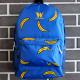 Синий городской рюкзак с бананами Backpack Citynger Banana Bright Blue