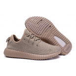 Коричневые кроссовки Adidas Yeezy Boost 350 Oxford Tan By Kanye West