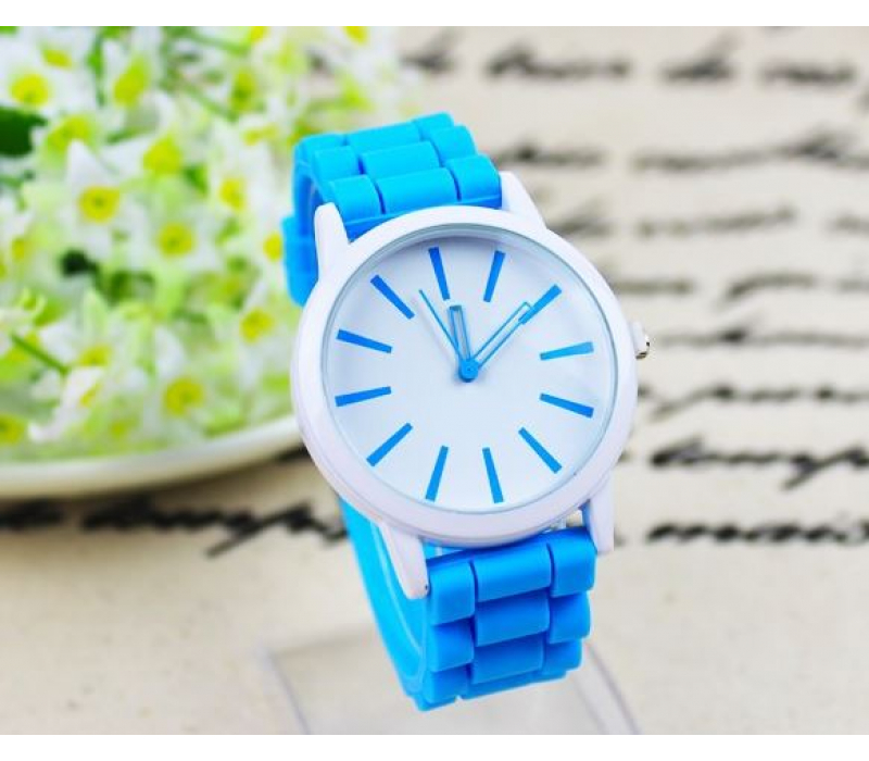Заказать молодёжные часы наручные цветные