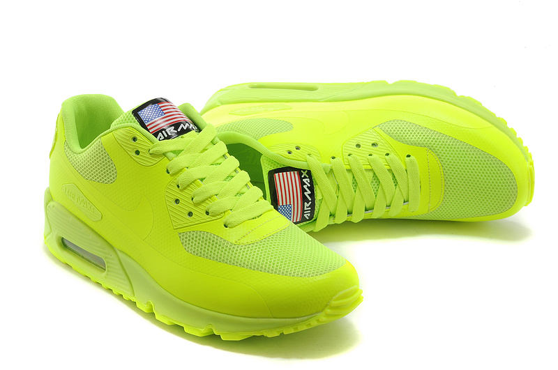 Items and goods: Nike air max 90 hyperfuse volt