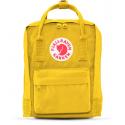 Жёлтый тканевый рюкзак Fjallraven Kanken Classic Bag Yellow