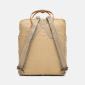 Коричневый рюкзак Fjallraven Kanken Classic No. 2 Sand 220