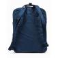 Синий тканевый рюкзак Fjallraven Kanken Classic Royal Blue