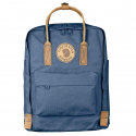 Синий рюкзак Fjallraven Kanken Classic No. 2 Blue Ridge 519