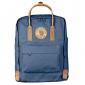 Синий рюкзак Fjallraven Kanken Classic No. 2 Blue Ridge 519