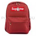 Красный тканевый рюкзак Backpack Red RipnDip