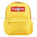 Жёлтый тканевый рюкзак Backpack yellow RipnDip