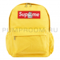 Жёлтый тканевый рюкзак Backpack yellow RipnDip Supreme