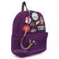 Фиолетовый тканевый рюкзак Backpack YNBY Nikki Violet