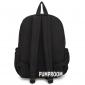 Чёрный тканевый рюкзак Backpack Black RipnDip Supreme