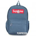 Синий тканевый рюкзак Backpack Blue RipnDip