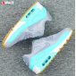 Бирюзово/коричневые женские кроссовки Nike Womens Air Max 90 Mint Chocolate 2017