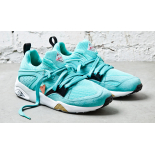 Мятные женские кроссовки Puma Woman Trinomic Mint Blaze of Glory Sharkbait