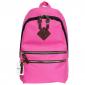 Розовый тканевый городской рюкзак Ozuko Backpack Pink