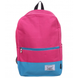 Розовый/голубой городской рюкзак City Backpack Langshi Pink Light Blue