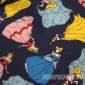 Синий тканевый рюкзак Backpack Princess Disney Blue