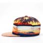 Бейсболка с прямым козырьком Wuke Snapback Sunset Premium