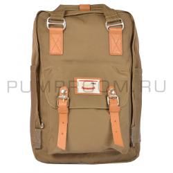 Коричневый рюкзак Doughnut Macaroon Backpack Brown