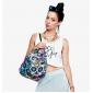Рюкзак-мешок на завязках School Backpack Honolulu Flower