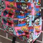 Розово/голубой рюкзак Woman Backpack Sesame Street