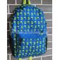 Синий рюкзак с пальмами Nikki Nanaomi Backpack Blue Palm Tropical