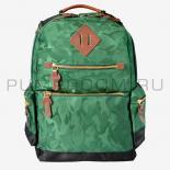 Зелёный женский милитари рюкзак Green Backpack Military Woman 2017