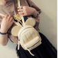 Белый кожаный рюкзак Микки Маус Mickey Full White Mini Backpack Leather 2017