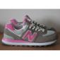 Коричневые/розовые женские кроссовки Woman Brown Pink Mesh