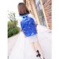 Салатовый силиконовый прозрачный рюкзак Volt Transparent Silicone Backpack