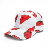 Классическая бейсболка White Watermelon Cap
