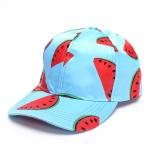 Классическая бейсболка Light Blue Watermelon Cap