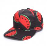 Классическая бейсболка Black Watermelon Cap