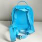 Розовый силиконовый рюкзак Mini Silicone Backpack Pink Love