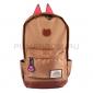 Золотой женский рюкзак с кошачьими ушками Polyester Cat Ear Backpack Gold 2016