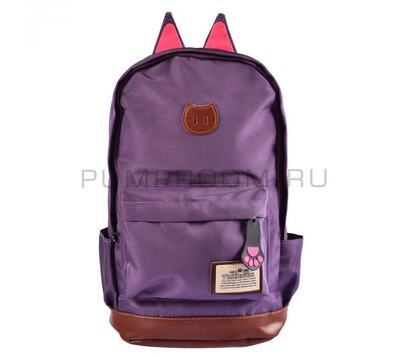 Cat ear рюкзак школьные рюкзаки в одессе
