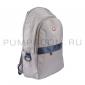 Серый городской-туристический рюкзак Swiss Gray
