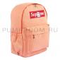 Персиковый тканевый рюкзак Backpack Peach RipnDip Supreme