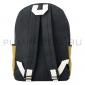 "Чёрный тканевый рюкзак ""Этнос"" Ethnic Backpack Black 1"