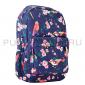 """Тёмно-синий рюкзак """"Синицы"""" Red Titmouse Backpack Navy Blue"""