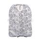 Белый цветочный рюкзак Big Woman Flower Backpack White
