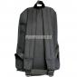 Чёрный тканевый городской рюкзак Ozuko Backpack Black