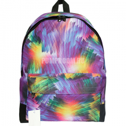 Сиреневый тканевый рюкзак Феникс Backpack Phoenix Paint Violet