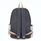 Джинсовый городской рюкзак-мешок с Совой Jeans Backpack Nikki Owl MID