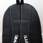 Чёрный рюкзак Chanel Rue Camdon Backpack Canvas Black
