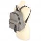 Агатовый кожаный женский рюкзак Backpack Agate Leather Zip 3
