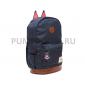 Тёмно-синий женский рюкзак с кошачьими ушками Polyester Cat Ear Backpack Navy Blue 2016