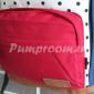 Красный/синий тканевый рюкзак в горошек City Walk Backpack Blue Red White Dots