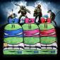 Зелёный/синий рюкзак Черепашки-ниндзя Backpack Teenage Mutant Ninja Turtles Leonardo