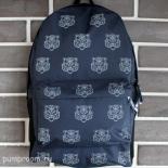 Синий городской рюкзак с тиграми Backpack Citynger Tiger Blue